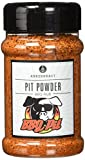 Pit Powder, 210 Gramm im Streuer pork belly burnt ends-image-Pork Belly Burnt Ends – Meat Candy vom Schweinebauch