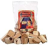 Axtschlag Räucherklötze, Wood Smoking Chunks, Hickory, Holz, 1,5 kg 3-2-1 ribs-image-3-2-1 Ribs Anleitung – der ultimative Guide für Spare Ribs
