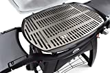 Edelstahl Grillrost/Ersatzrost passend für alle Grills der Weber Q300 und Q3000 Baureihe edelstahl-grillrost für weber q300-image-Edelstahl-Grillrost für Weber Q300 Q3000 Grill Ersatzroste für Q-Serie