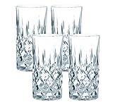 Spiegelau & Nachtmann 4-teiliges Longdrink-Set, Kristallglas, 375 ml, Noblesse, 89208 gin fizz-image-Gin Fizz – der erfrischende Cocktail-Klassiker