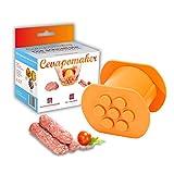 Cevapomaker Cevapcici Presse schnell & einfach auch für Kroketten & Gnochi Ćevapčići-image-Ćevapčići vom Grill – Rezept für Balkan-Hackfleischröllchen
