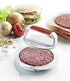Westmark Hamburgermaker mit Patty-Hebevorrichtung, Hamburger-Presse, Innendurchmesser 11 cm,... hamburgerbrötchen-image-Hamburgerbrötchen – die perfekten Brioche Burger Buns