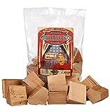 Axtschlag Räucherklötze Kirsche, 1500 g XXL Packung sortenreine faustgroße Wood Chunks zum Smoken... pulled duck-image-Pulled Duck – Rezept für gezupfte Ente