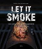Let it smoke!: Die Welt der Raucharomen für jeden Grill let it smoke-image-Let it smoke – Die Welt der Raucharomen für jeden Grill
