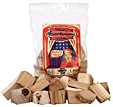 Axtschlag Räucherklötze Hickory, 1500 g XXL Packung sortenreine faustgroße Wood Chunks zum Smoken... minion-ring-image-Minion-Ring Methode – Wie man den Kugelgrill low & slow einregelt