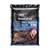 Weber SmokeFire 100% natürliche Holzpellets Grill Academy Blend pulled lamb-image-Pulled Lamb – gezupfte Lammkeule