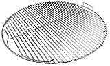 Grillfürst Edelstahl Grillrost 4mm / Grillrost klappbar für 570er / 57er Grills edelstahl-grillrost 57 cm-image-Edelstahl-Grillrost 57 cm für Kugelgrills (Weber, Napoleon, etc.) für 39,90€