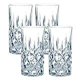 Spiegelau & Nachtmann, 4-teiliges Longdrink-Set, Kristallglas, 375 ml, Noblesse, 0089208-0 gin fizz-image-Gin Fizz – der erfrischende Cocktail-Klassiker