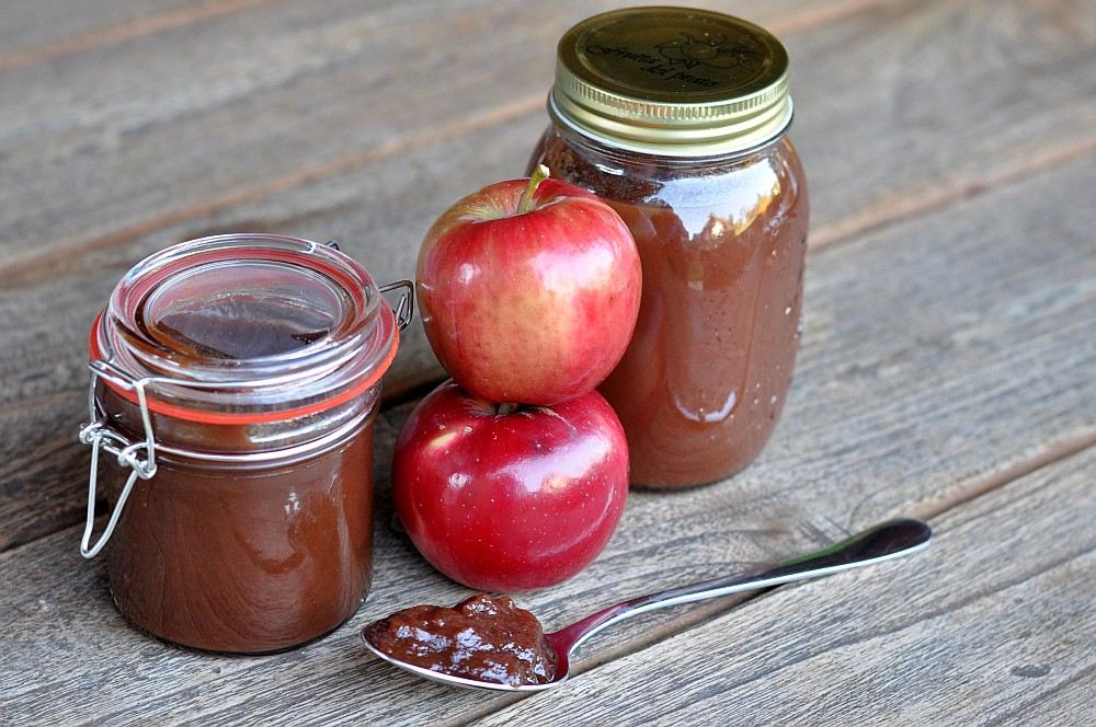 Apple Butter Apple Butter aus dem Crockpot-apple butter-AppleButter08