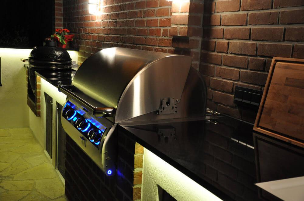 MeMyself's Aussenküche memyself's aussenküche-Gartenkueche350-Die BBQPit-Outdoorküche – Außenküche
