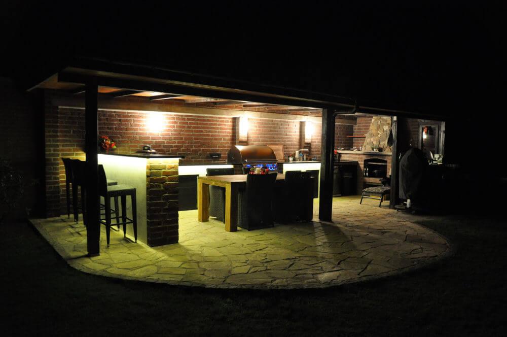 MeMyself's Aussenküche memyself's aussenküche-Gartenkueche352-Die BBQPit-Outdoorküche – Außenküche