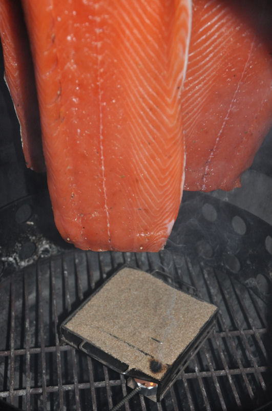 Räucherlachs selber machen räucherlachs-Raeucherlachs07-Räucherlachs selber machen – Kaltgeräucherte Lachsfilets