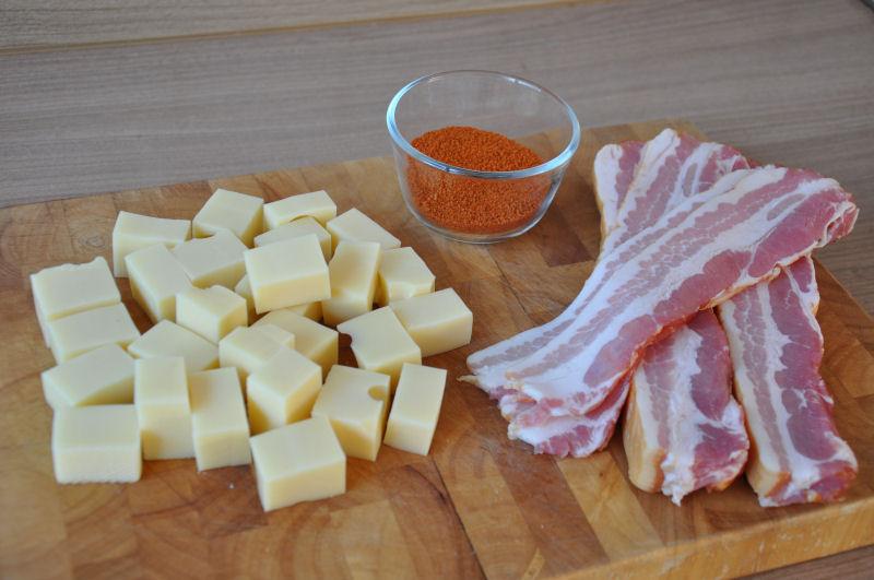 Zutaten für den Wurstspieß Wurstlolli-Wurstlollies02-Wurstlolli – Bratwurstlolli auf dem Spieß