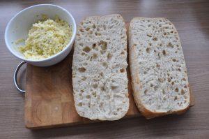Garlic Cheese Bread garlic cheese bread-GCB01 300x199-Garlic Cheese Bread / Käse-Knoblauchbrot