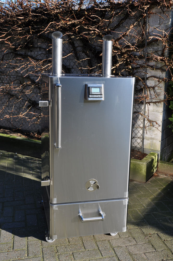 Fire Magic Smoker 24S-SMB Neuer Smoker für die BBQ Wiesel Niederrhein: Fire Magic Smoker 24S-SMB-Fire Magic Smoker 24S-SMB-FireMagicSmoker02