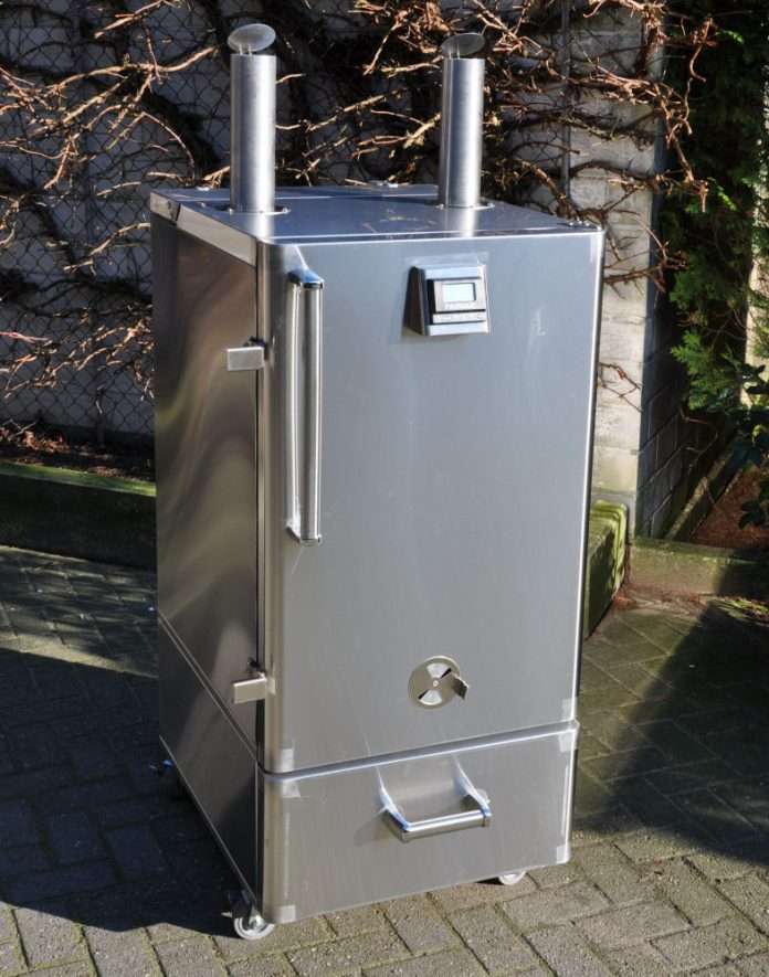 Fire Magic Smoker 24S-SMB