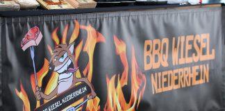 Die BBQ Wiesel Niederrhein beim DOOT 2013