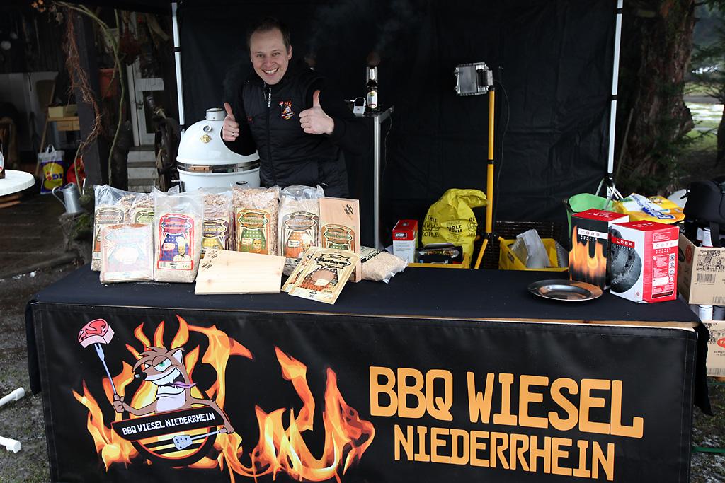 Die BBQ Wiesel Niederrhein beim DOOT 2013 DOOT 2013-doot13 04-DOOT 2013 im Outlawcamp Dinslaken