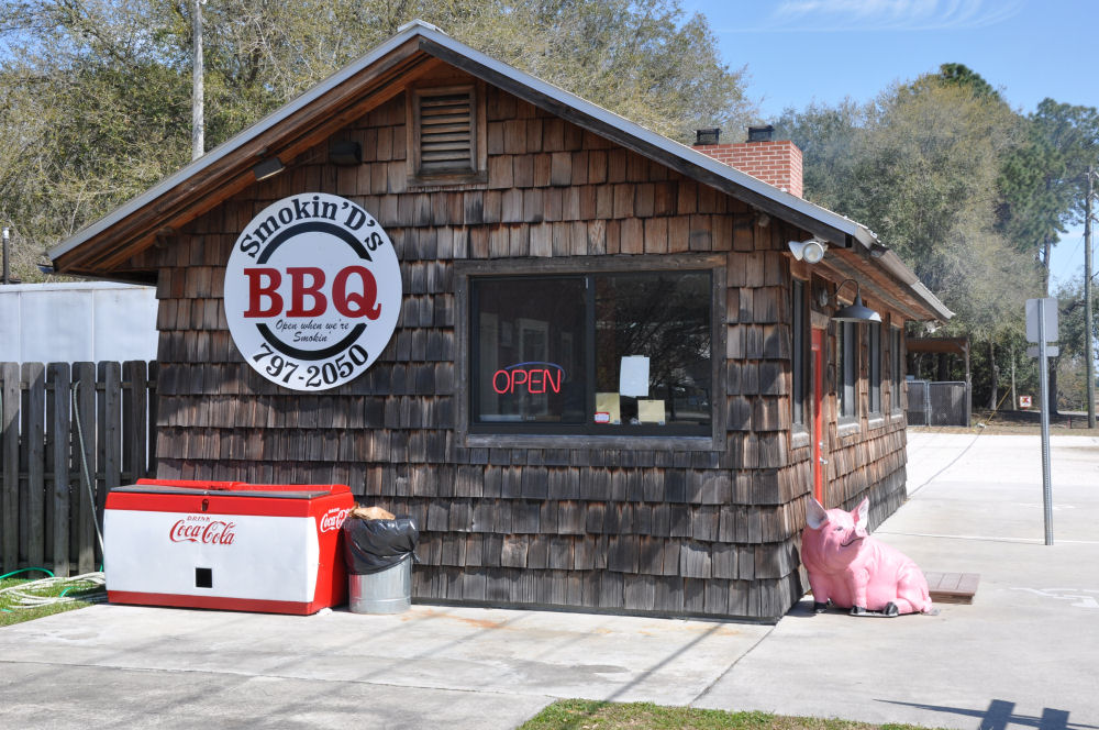 Smokin' D's BBQ St.Augustine On Tour: Die besten BBQ-Locations in Florida-BBQ-Locations Florida-BBQ11