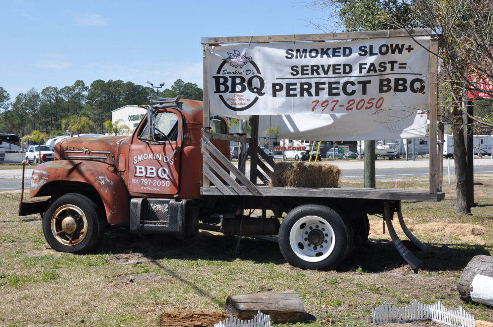 Smokin' D's BBQ St.Augustine On Tour: Die besten BBQ-Locations in Florida-BBQ-Locations Florida-BBQ13