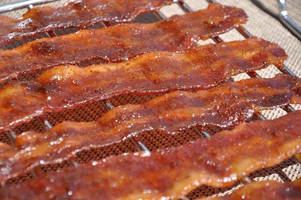 Candy Bacon / Millionaire's Bacon – der knusprig süße Bacon ...