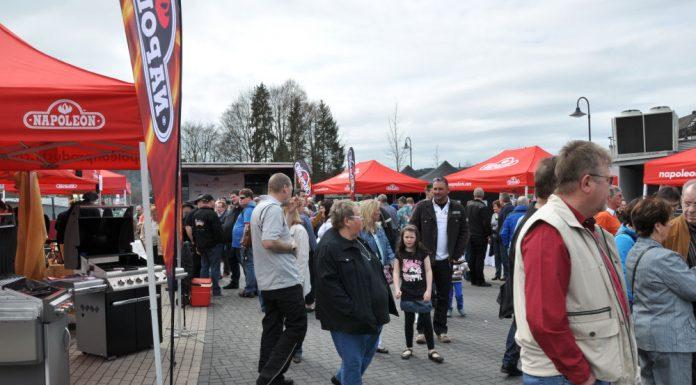 Die BBQ Wiesel Niederrhein werden Vizemeister bei der 1.Overather Grillmeisterschaft-Overather Grillmeisterschaft-OV08 696x385