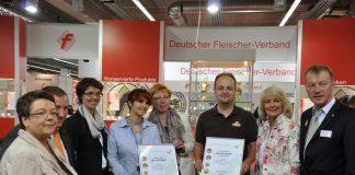 """Innovationspreis """"Wurst hat Zukunft"""" für den Wurstlollie"""