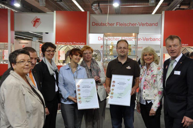 """Wurstlollie-WursthatZukunft00 800x531-Sonderpreis beim Innovationspreis """"Wurst hat Zukunft!"""" für den Wurstlollie"""