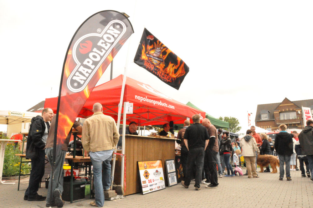 Nettetaler Grillmeisterschaft Nettetaler Grillmeisterschaft-NettetalerGrillmeisterschaft01-Die BBQ Wiesel Niederrhein gewinnen die 2.Nettetaler Grillmeisterschaft