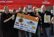 BBQ Wiesel Niederrhein gewinnen Nettetaler Grillmeisterschadft 2013