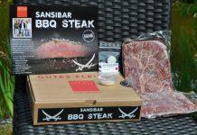 Sansibar BBQ Steak von Otto Gourmet