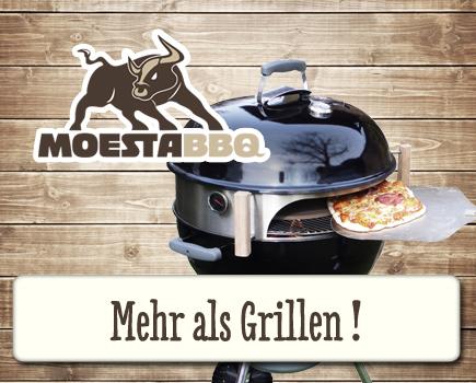 Moesta-BBQ Gewinnspiel Moesta BBQ-MoestaBanner-Gewinnspiel September 2013: Moesta-BBQ Pizzaring im Wert von 159€ zu gewinnen!