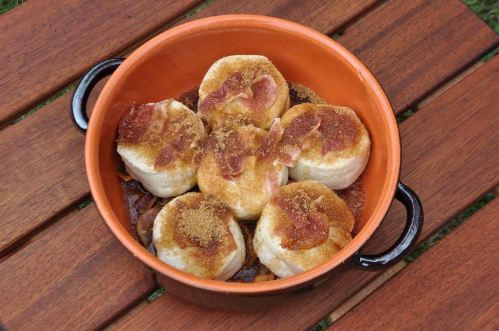 Piggy-Bread  Piggy Bread – süße Aufbackbrötchen mit Bacon-Piggy Bread-PiggyBread02