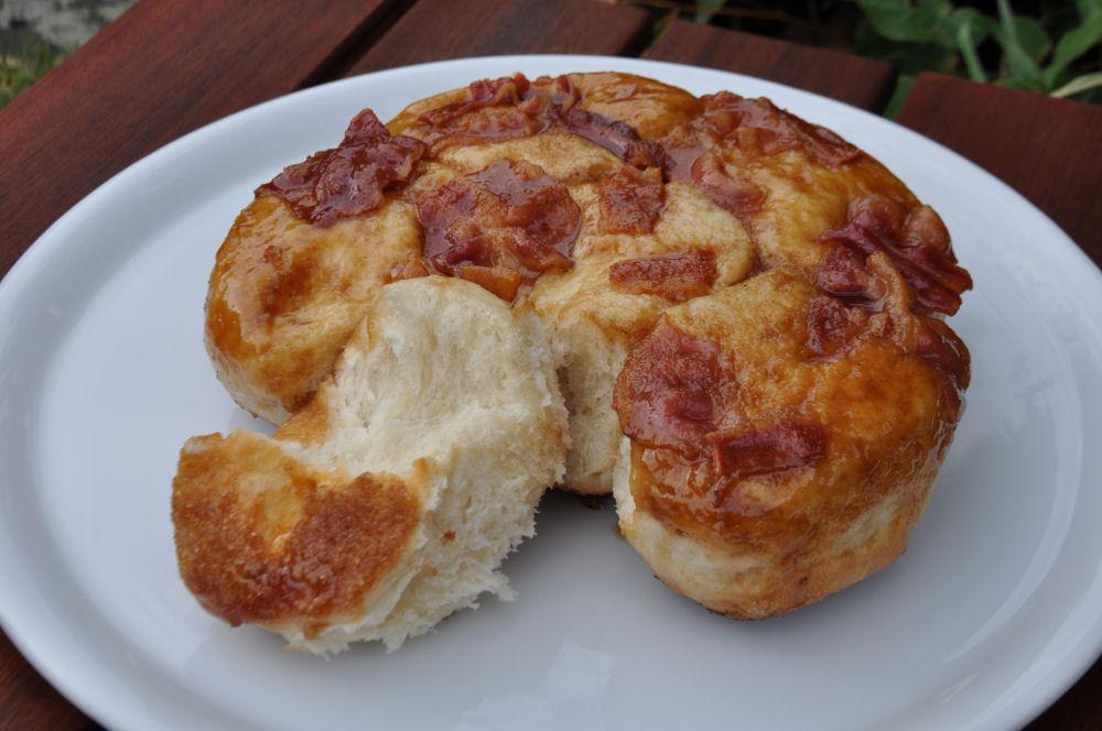 Piggy Bread Piggy Bread – süße Aufbackbrötchen mit Bacon-Piggy Bread-PiggyBread04