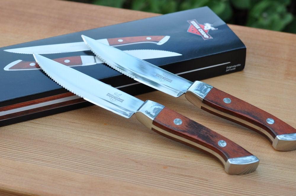 Steakchamp Steakmesser Gewinnspiel Steakchamp Steakmesser-SteakchampSteakmesser-Steakchamp-Gewinnspiel: 3×2 Steakmesser zu gewinnen!