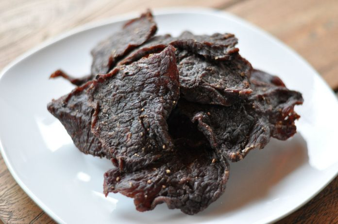 Pepperd Beef Jerky
