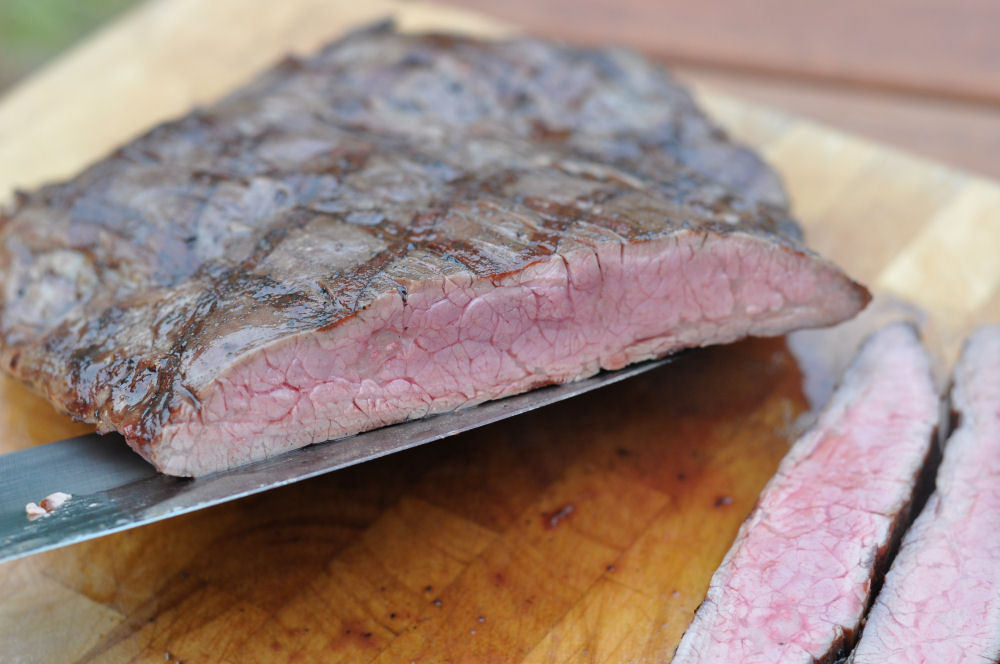 Flank Steak Das perfekte Flank Steak grillen-flank steak-Flanksteak05