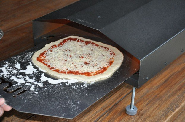 uuni pellet pizzaofen im test. Black Bedroom Furniture Sets. Home Design Ideas