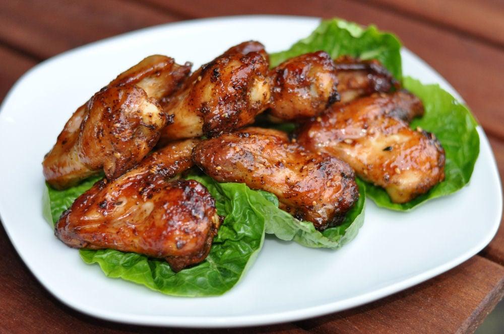 Chicken Wings Gegrillte Hähnchenflügel – PigWing Chicken Wings-Gegrillte Hähnchenflügel-GegrillteH  hnchenfluegel03