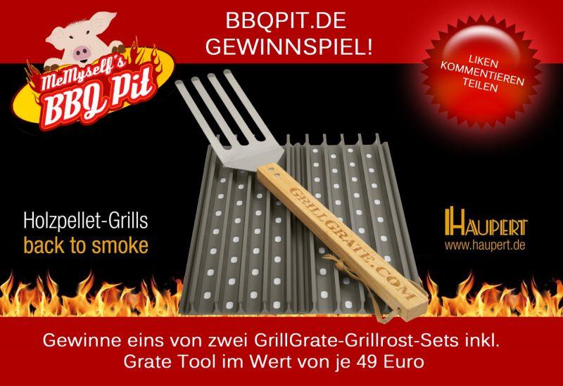 GrillGrate-Gewinnspiel-GrillGrateGewinnspiel 800x549-Gewinnspiel Dezember 2013: 2 x GrillGrate-Grillrost-Set zu gewinnen!