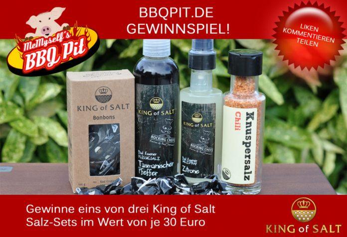 King of Salt Gewinnspiel