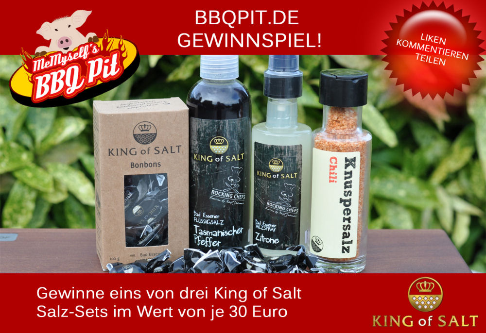 gewinnspiel januar 2014 3 x king of salt salz sets zu gewinnen grillrezepte. Black Bedroom Furniture Sets. Home Design Ideas