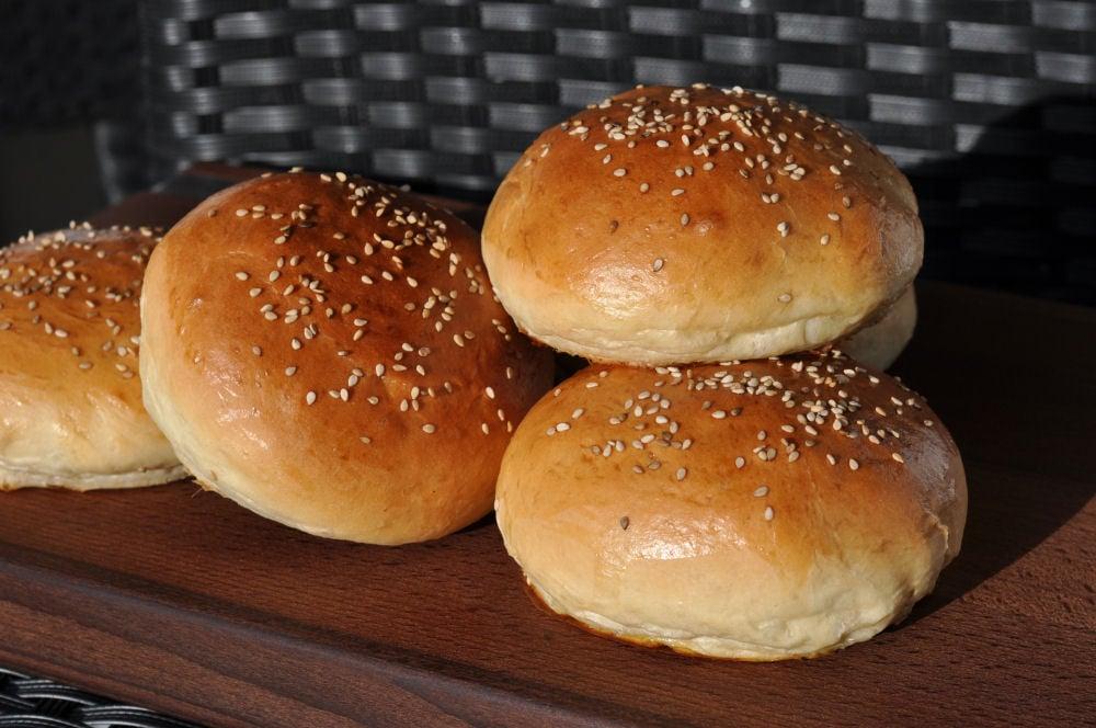 Die perfekten Hamburgerbrötchen Hamburgerbrötchen – die perfekten Brioche Burger Buns-hamburgerbrötchen-PerfekteHamburgerbroetchen03