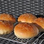 Perfekte Buns Die perfekten Hamburgerbrötchen – Brioche Burger Buns-hamburgerbrötchen-PerfekteHamburgerbroetchenBuns 150x150