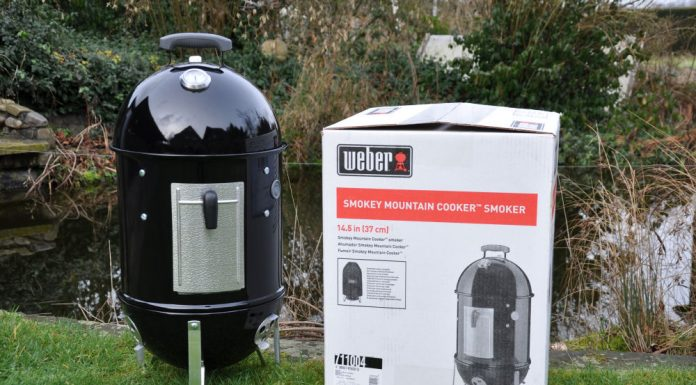 Weber Smokey Mountain 37
