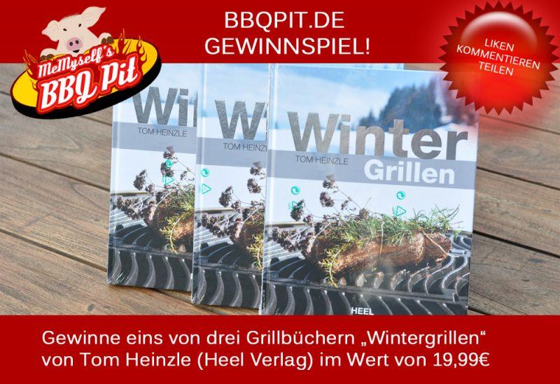 """Gewinnspiel Wintergrillen-wintergrillengewinnspiel 800x549-Gewinnspiel Februar 2014: 3 x Das Grillbuch """"Wintergrillen"""" zu gewinnen!"""