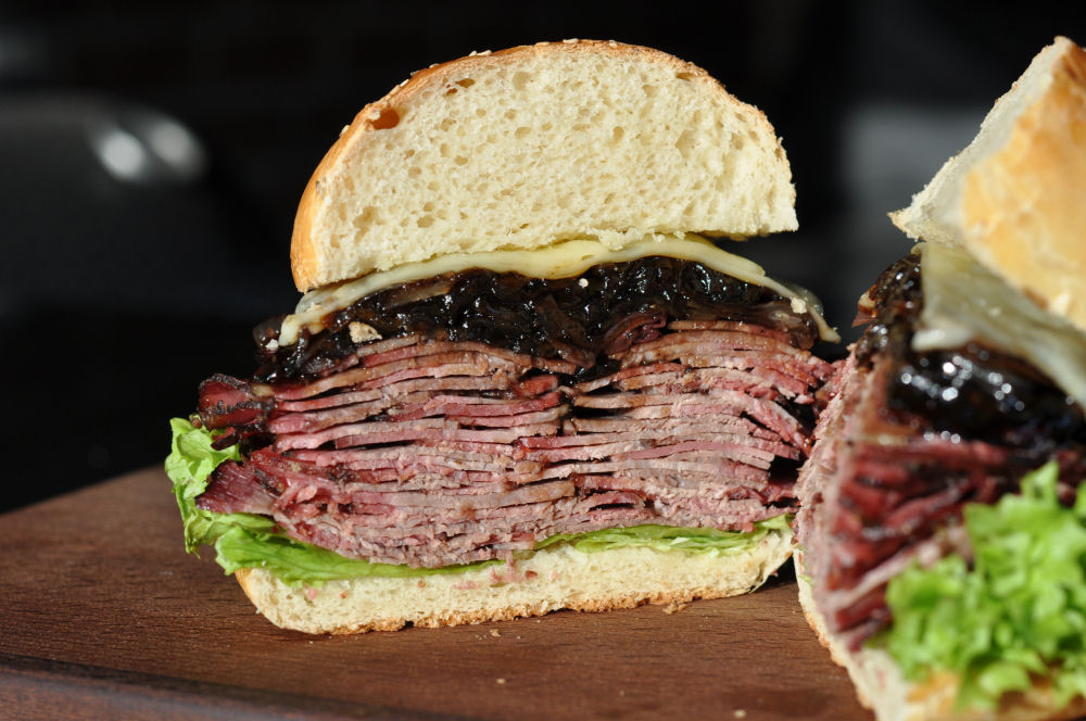 Anschnitt Brisket Burger Brisket Burger-BrisketBurger04-Der ultimative Beef Brisket Burger