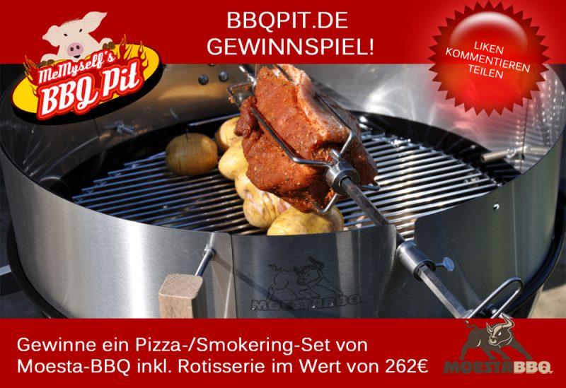 Moesta-BBQ Gewinnspiel-MoestaGewinnspiel 800x549-Gewinnspiel April 2014: Moesta-BBQ Pizza-/Smokering mit Rotisserie im Wert von 262 Euro zu gewinnen