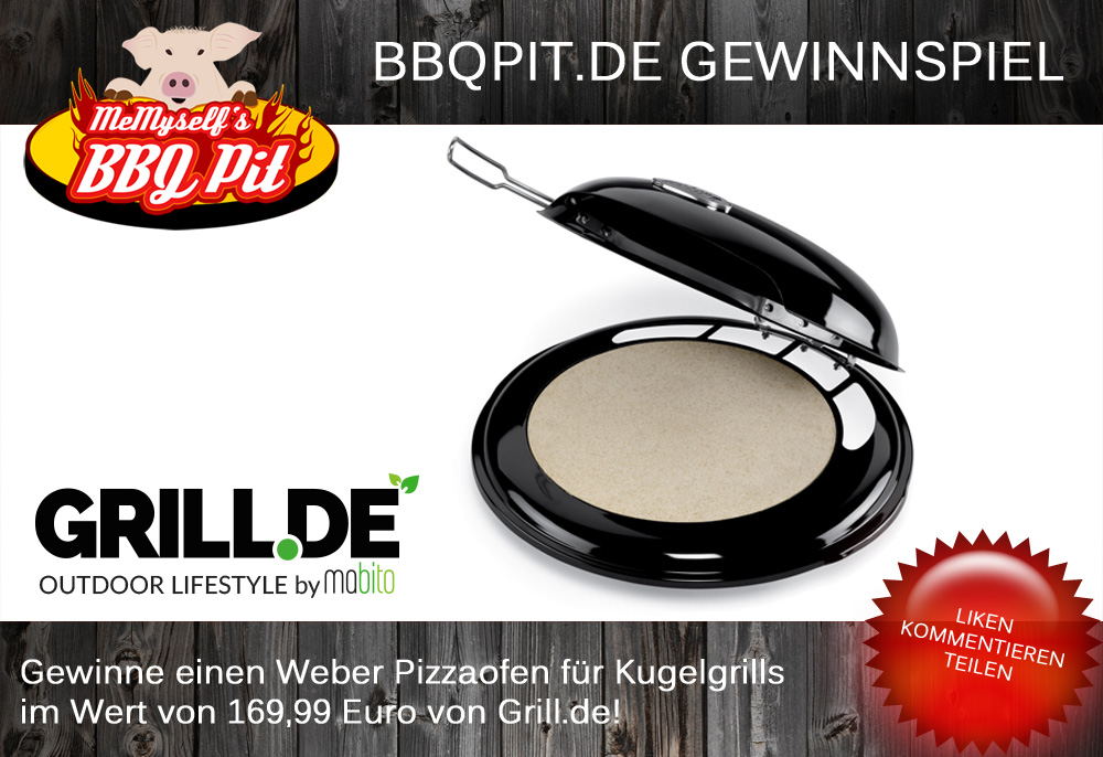 gewinnspiel mai 2014 weber pizzaofen f r kugelgrills gewinnen. Black Bedroom Furniture Sets. Home Design Ideas