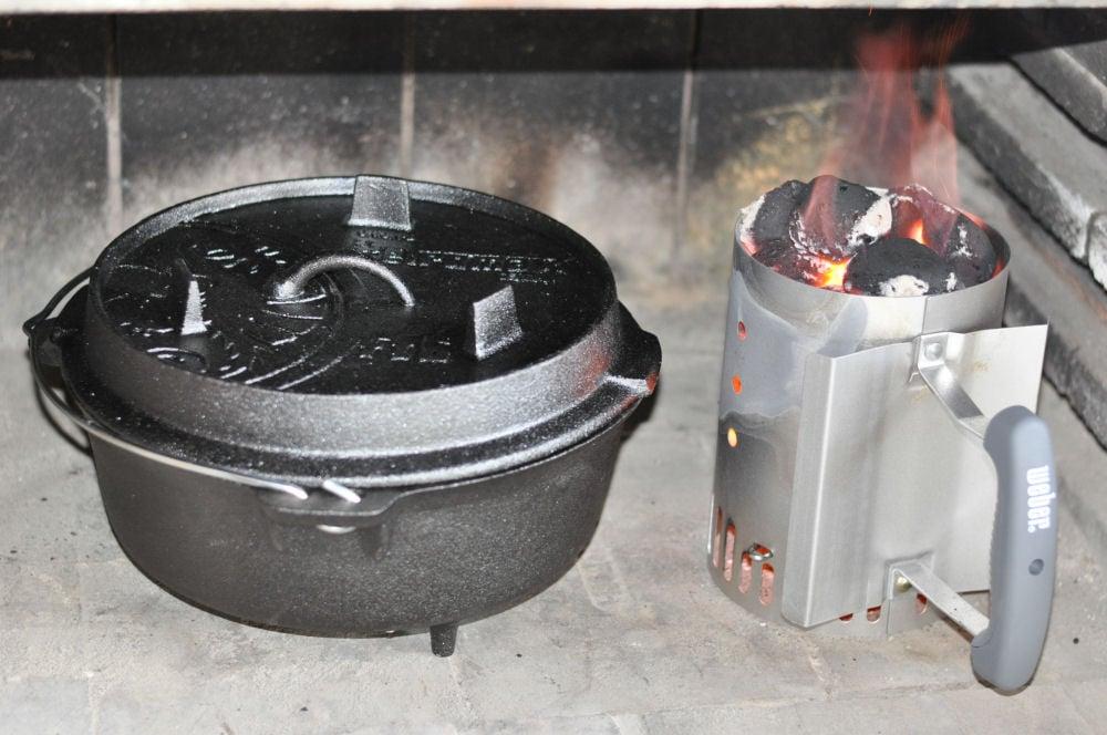 Petromax Feuertopf FT6 Kartoffelgratin aus dem Dutch Oven-kartoffelgratin-Kartoffelgratin03